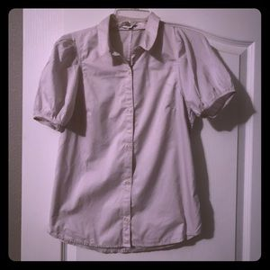 Gap button up blouse